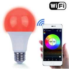Żarówka Smart Bulb LED WiFi 6,5W RGB