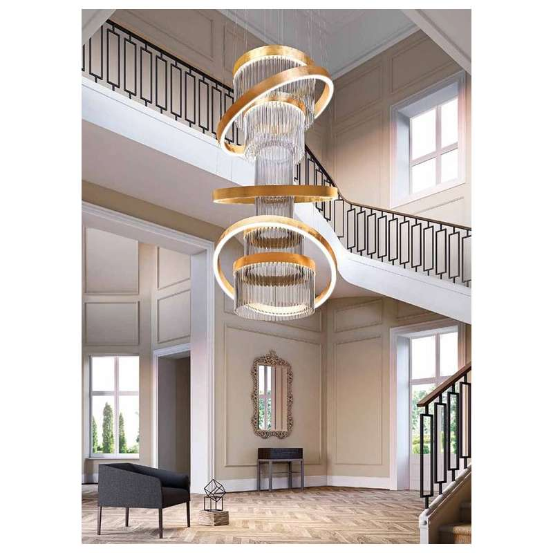 Lampa inspirowana Marchetti Illuminazione Ice