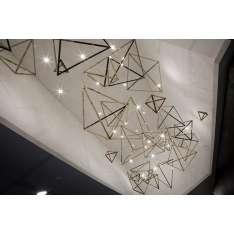 Lampa inspirowana by luum bangle