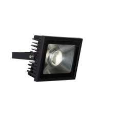 LUC SUPER LED FLOOD 40W 4200K 2800LM L24 W19 H13cm Bla 14806/40/30 Lucide