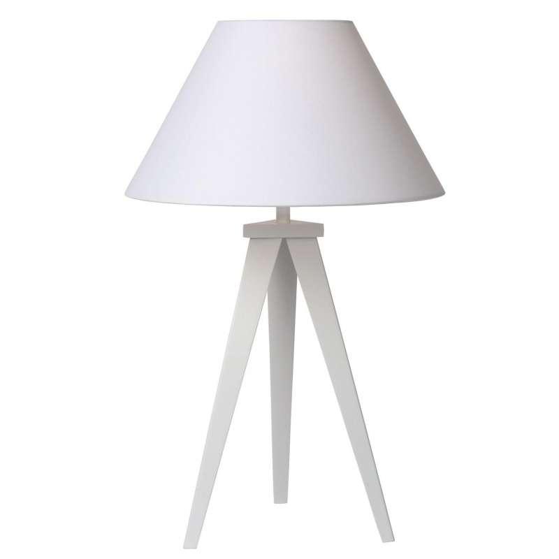 Luc Jolli Lampa Stolowa E27 D32 H63cm Wood Shad 42502 81 31 Lucide