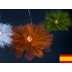 LAMPA WISZĄCA HISZPAŃSKA ABAŻURKOWA (209FL04)