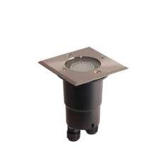 Pabla 4725B SUMA IP67 LED GU10, 230V LUB HALOGEN GU10 MAX 35W, 230V STAL NIERDZEWNA