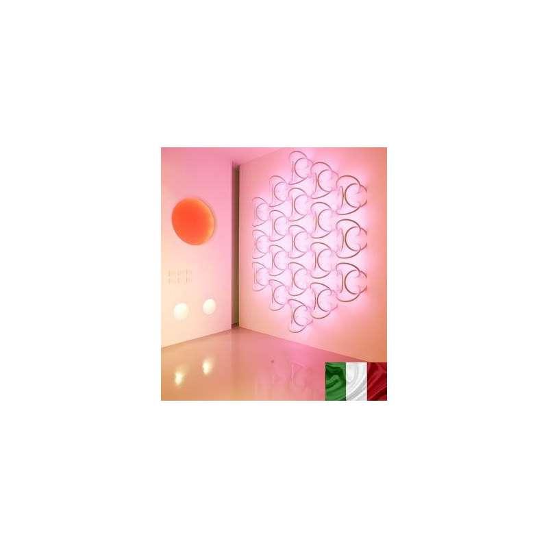 KINKIET WŁOSKI NOWOCZESNY LED (213SA5022)