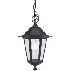 LATERNA 4 22471 EGLO LAMPA WISZĄCA OGRODOWA 1X60W E27