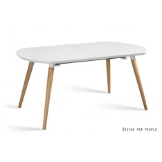Helena stół biały Unique
