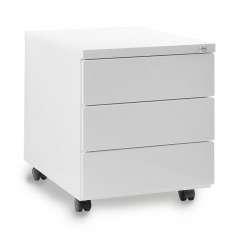 Kontener 424-w Unique szafka biurowa biała