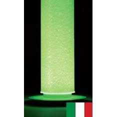 SETA 3097 EGOLUCE LAMPA STOJĄCA WŁOSKA NOWOCZESNA E27+ LED RGB